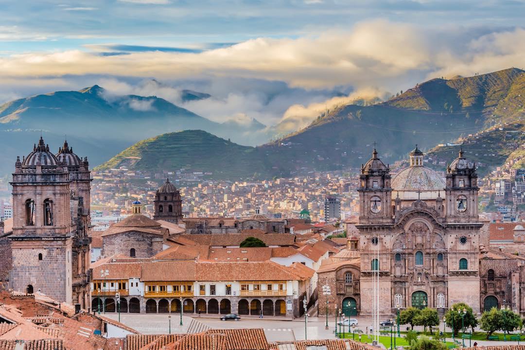 solo travel to Peru Cusco
