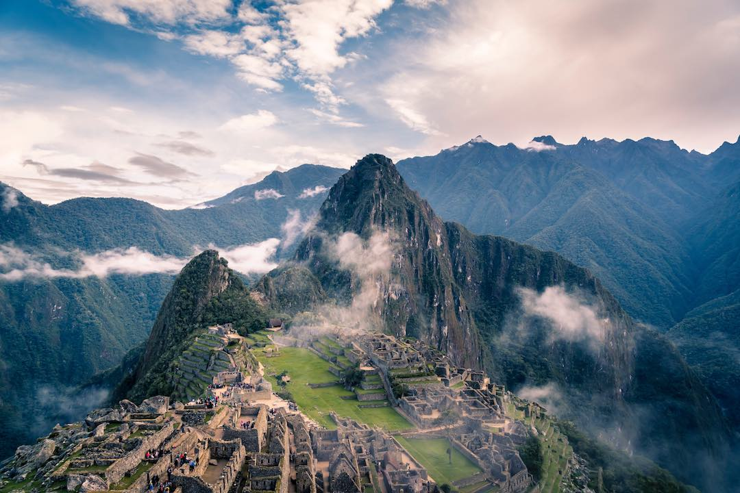 solo travel to Machu Picchu