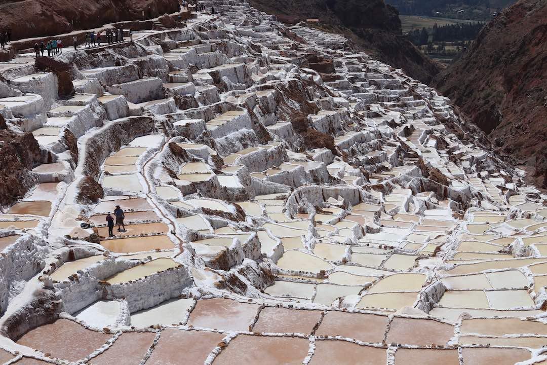 solo travel to Peru Maras