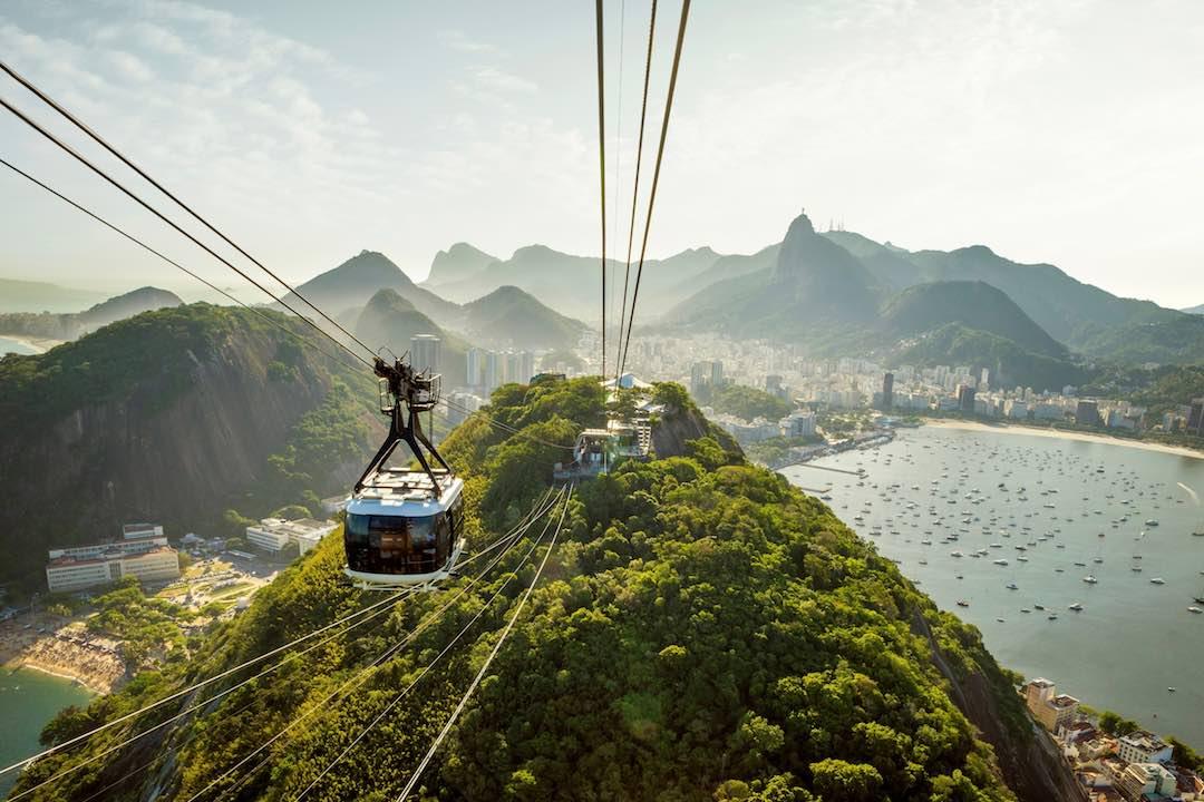 solo travel to brazil in latin america