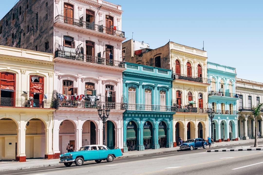 Solo travel in latin america, havana, cuba