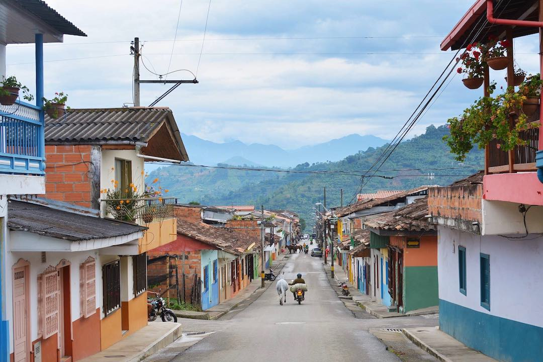 Solo travel to Colombia in Latin America