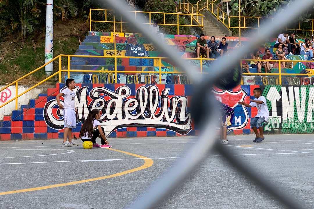 solo travel to medellin, colombia in latin america