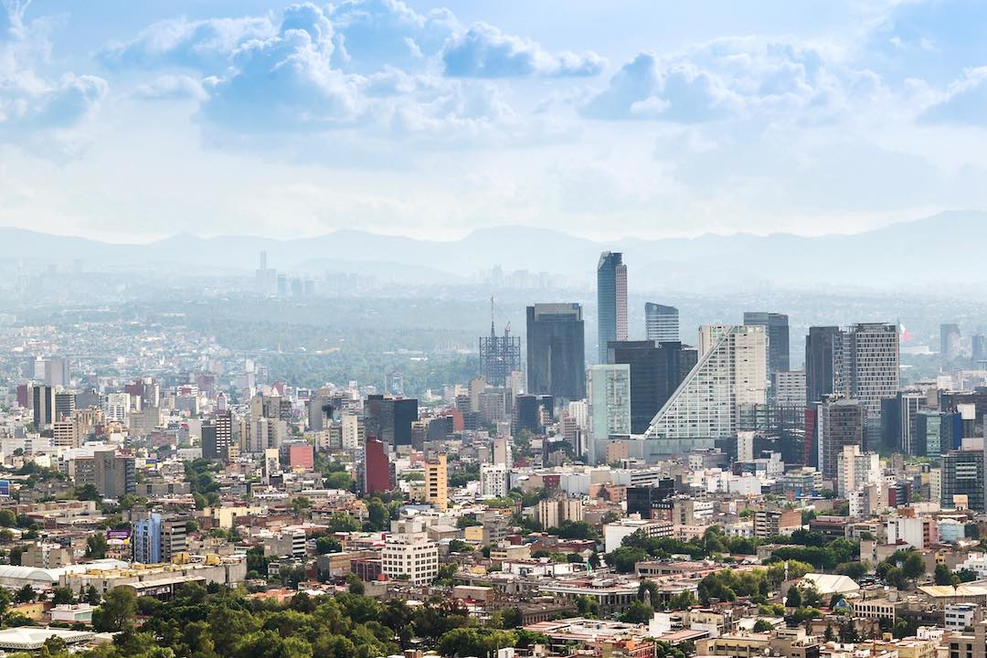 travelling alone to mexico city in latin america