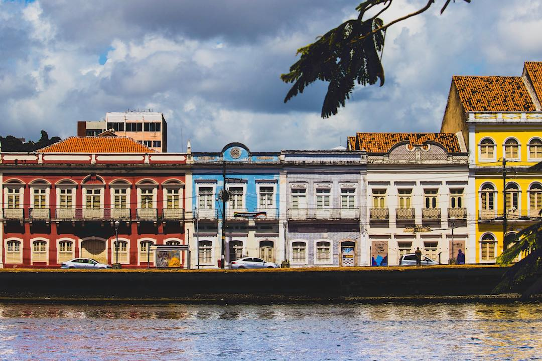 Solo travel in latin america, recife, brazil