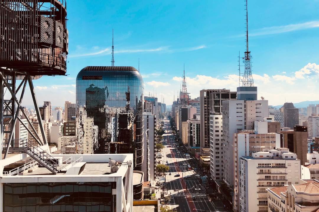 travelling alone to sao paulo, brazil in latin america