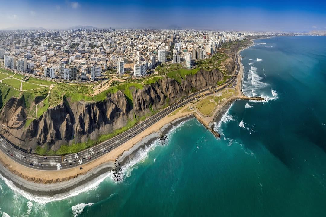 Solo travel to Peru Lima